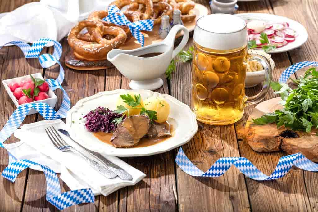 Tervetuloa Oktoberfestiin!